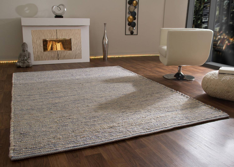 Handweb Teppich Alpsee | Global Carpet