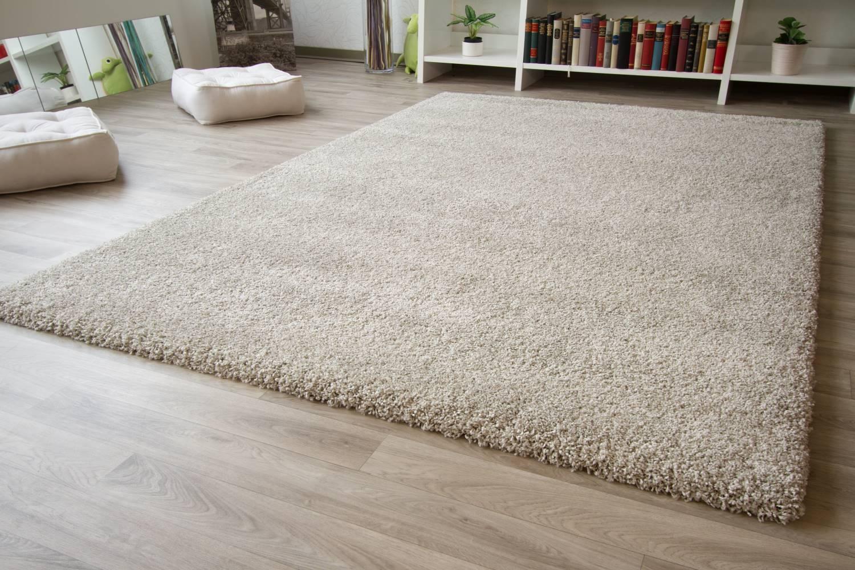 Hochflor Teppich Shaggy Teppich Langflor Teppich Global Carpet