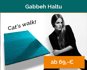Gabbeh Teppich Haltu Young Fashion