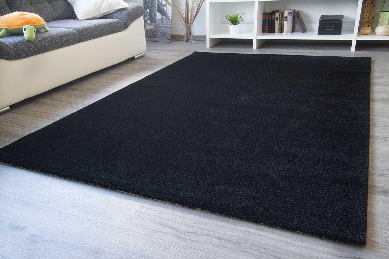 Astra designer teppich lugano kurzflor modern mit wunschmaß