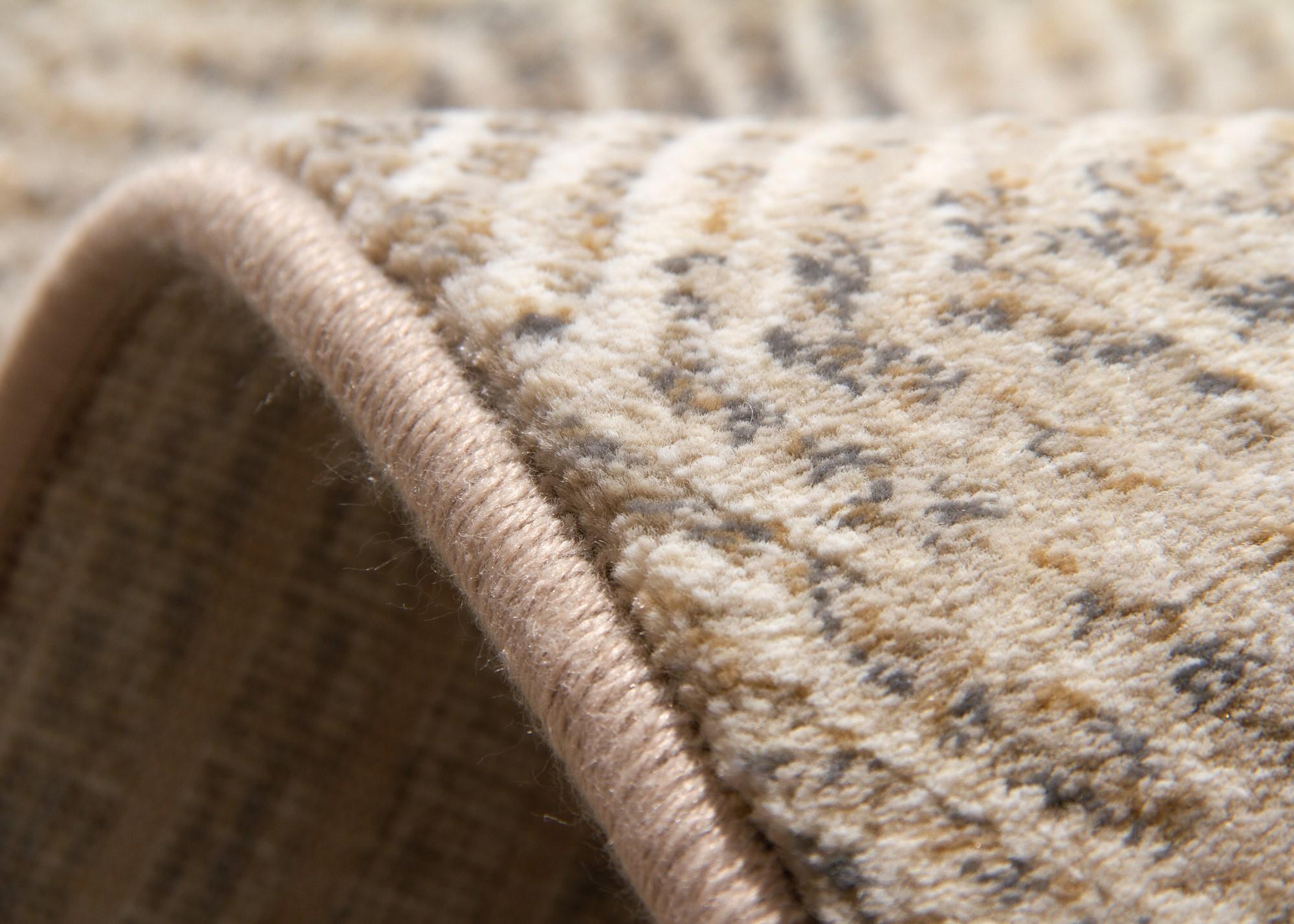 Salón alfombra harmonious Colours en azul gris rosa crema óxido óxido óxido lila beige 7a4b88