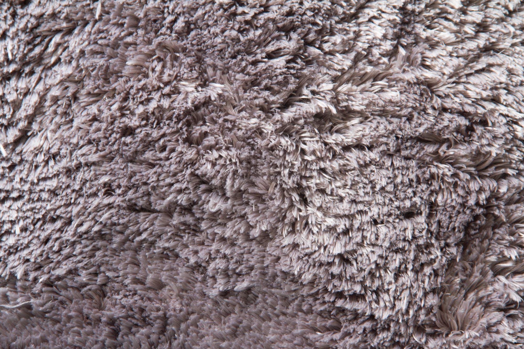 sch246ner wohnen designer teppich harmony kuschelflor braun