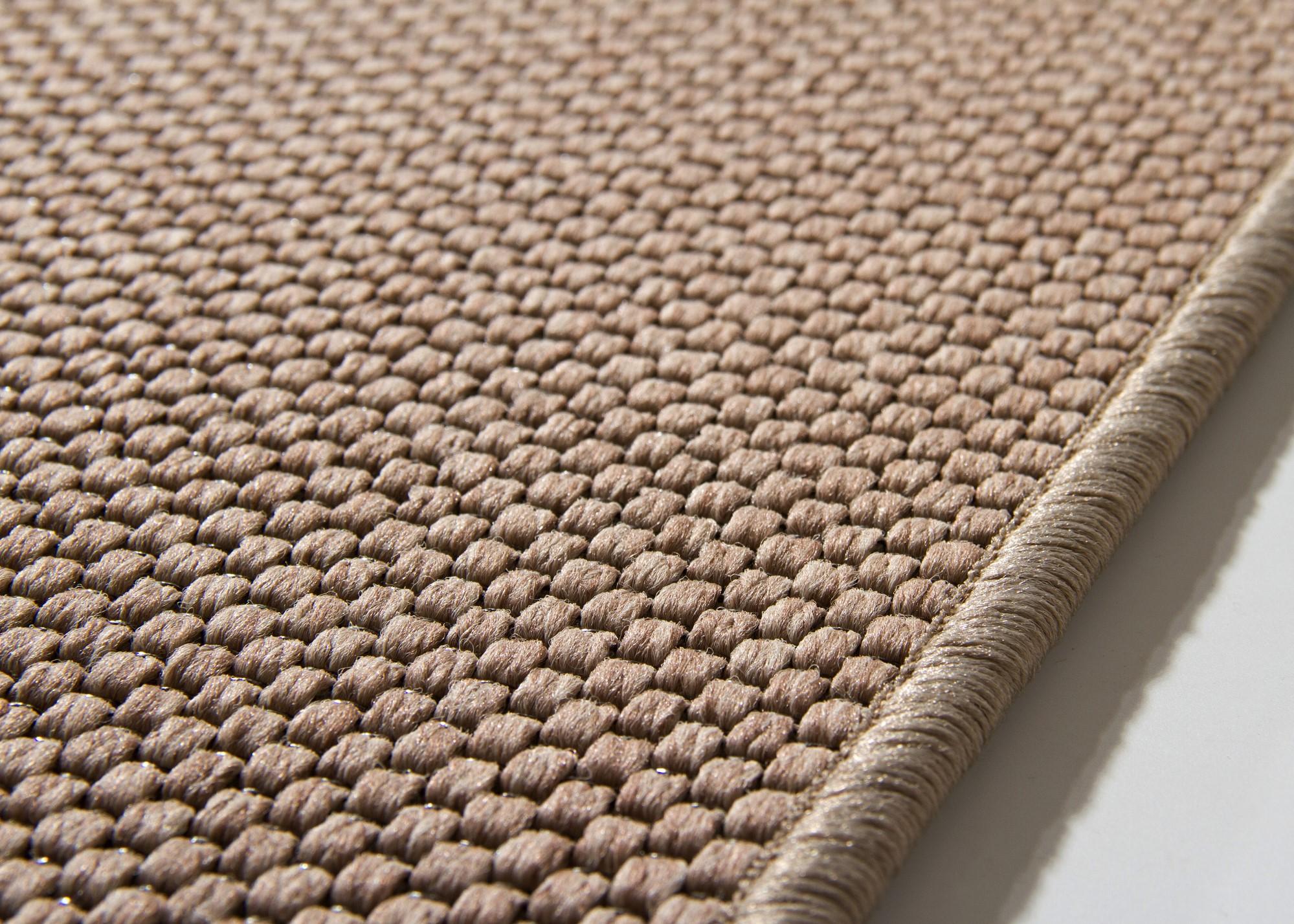 designer teppich modern viborg k chenteppich beige braun silber grau ebay. Black Bedroom Furniture Sets. Home Design Ideas