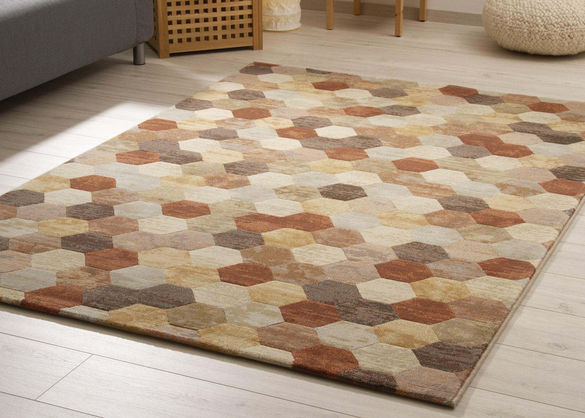 Tapis Salon Couleur Rouille détails sur tapis harmonieux de couleurs pour salon en beige bleu gris rose  rouille et violet- afficher le titre d'origine