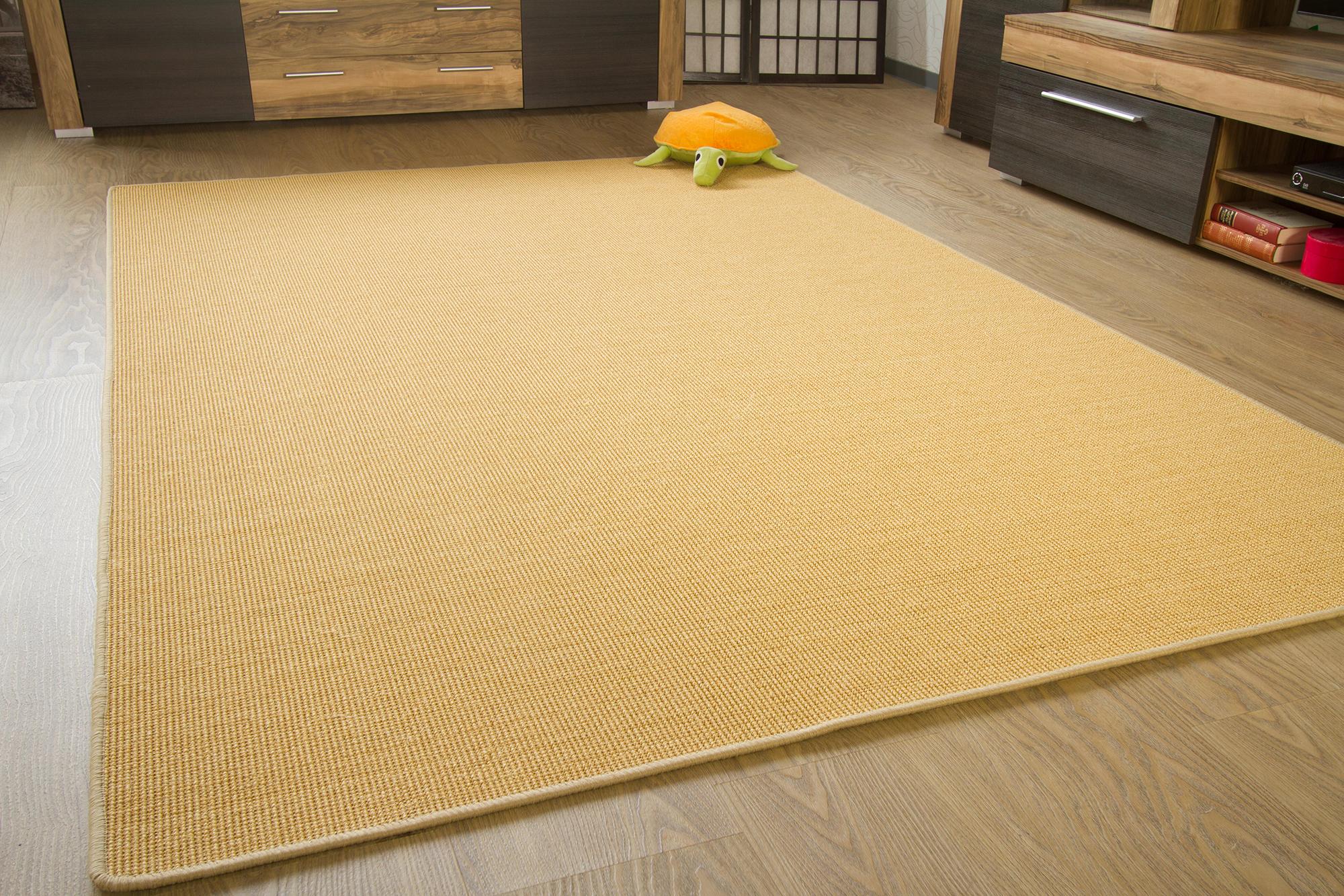 100 natural sisal rug acapulco whipped border antislip. Black Bedroom Furniture Sets. Home Design Ideas