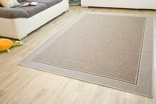 In- und Outdoor Teppich Gotland Design - Bordüre