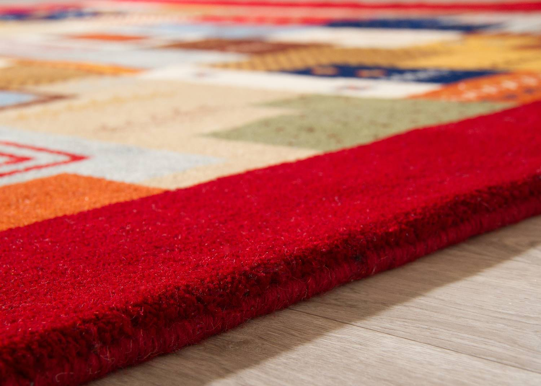 gabbeh teppich shizan global carpet. Black Bedroom Furniture Sets. Home Design Ideas