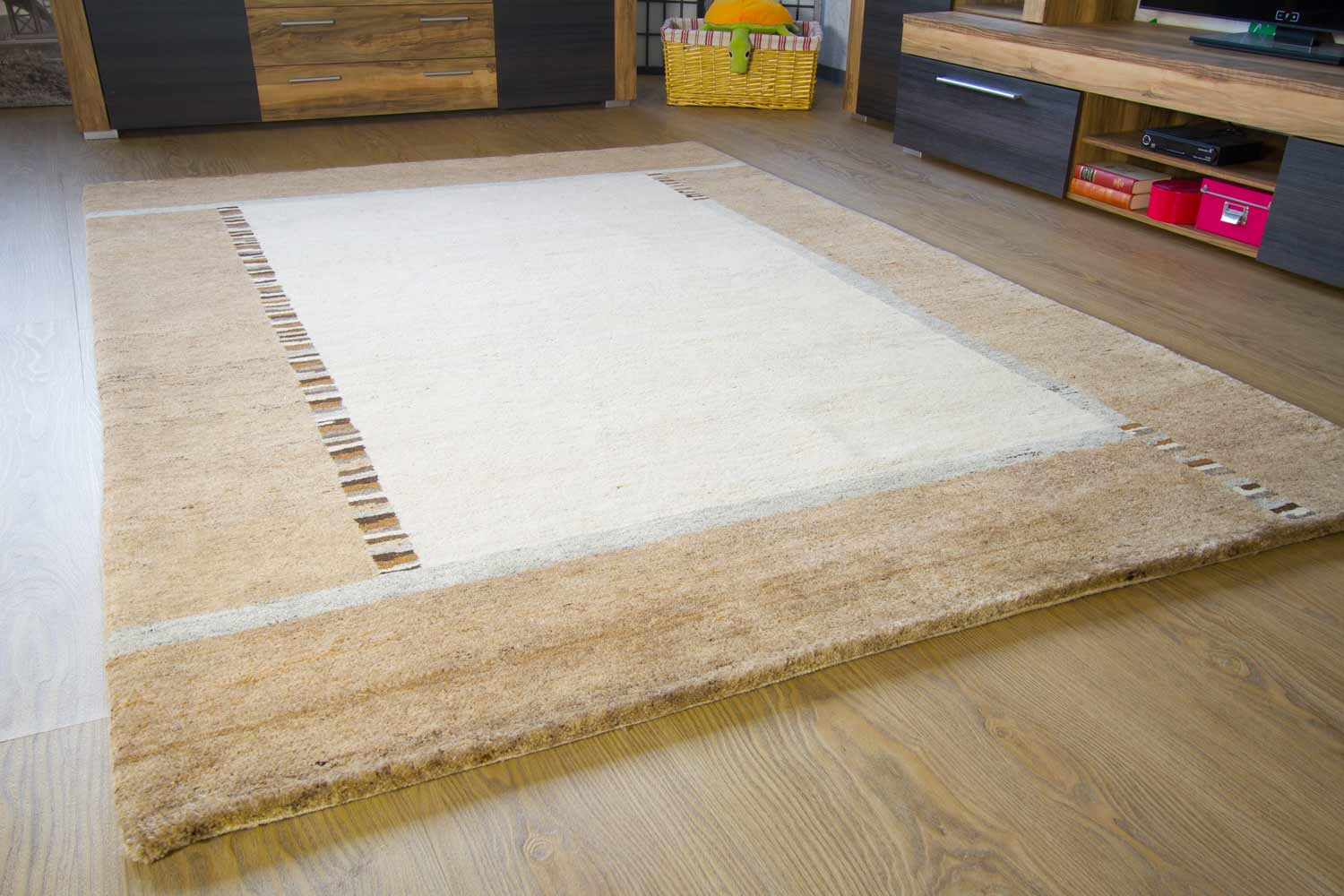 Natur Pur Teppich Heaven Beige | Global-carpet