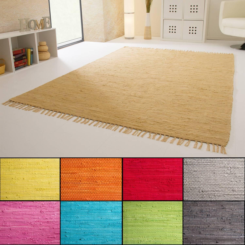 Handweb Teppich Indira
