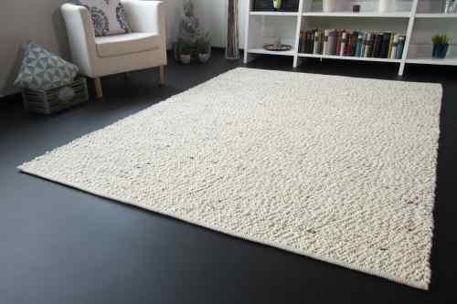 Handwebteppich  Handwebteppiche aus Schurwolle & Baumwolle