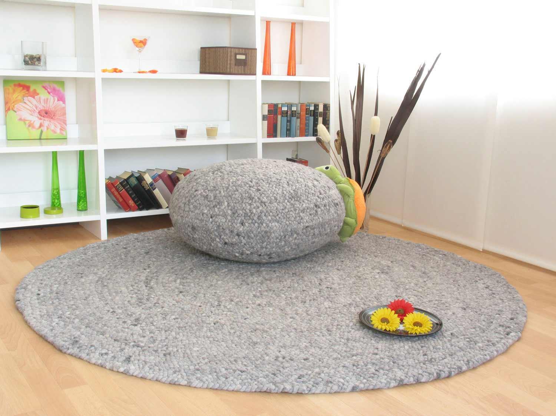 Handweb Teppich Bolero  globalcarpet