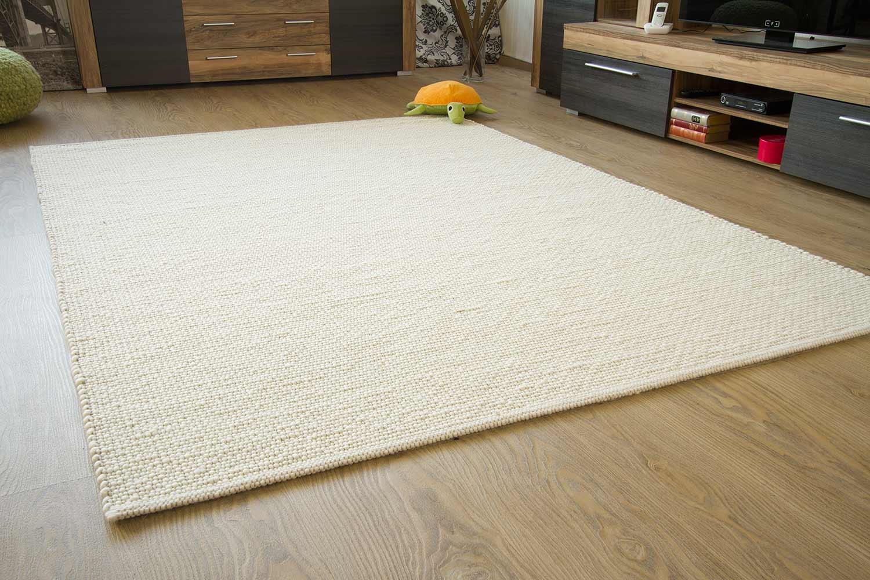 Handweb Teppich Swing  globalcarpet