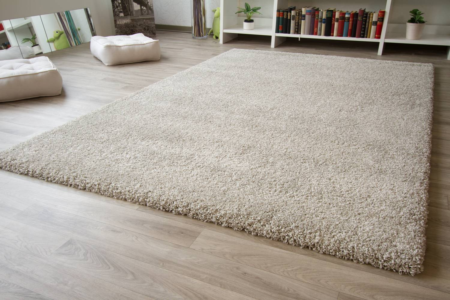 Hochflor Teppich Funny Global Carpet