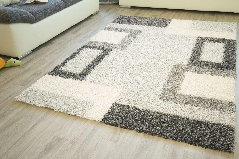 Hochflor Teppich Funny Design Grafik Global Carpet