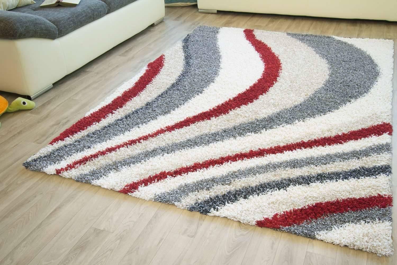 Hochflor Teppich Funny Design - Strom