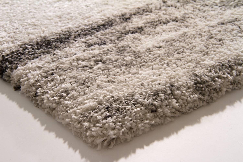 Hochflor Teppich Ontario - Streifen