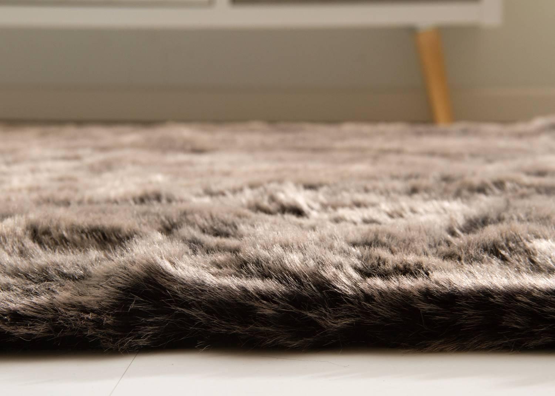 Hochflor Teppich Senja - XL