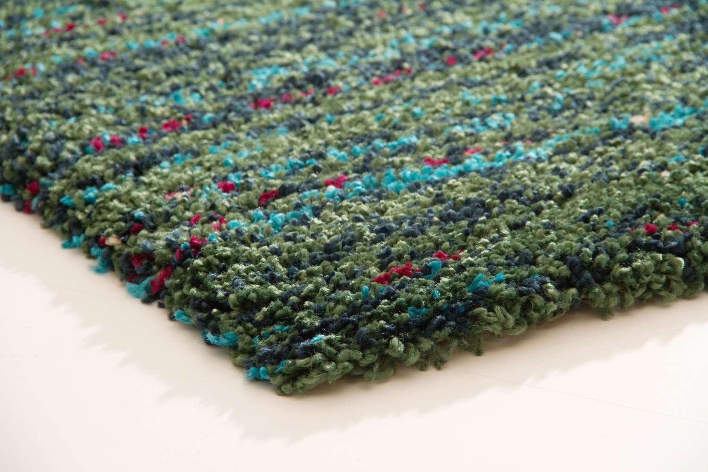 Hochflor Teppich Super Cosy - Streifen