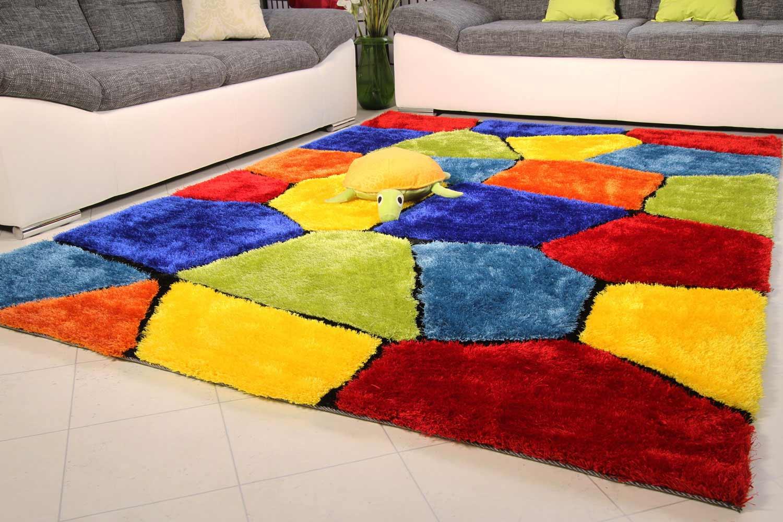 Hochflor Teppich Funny XXL  globalcarpet