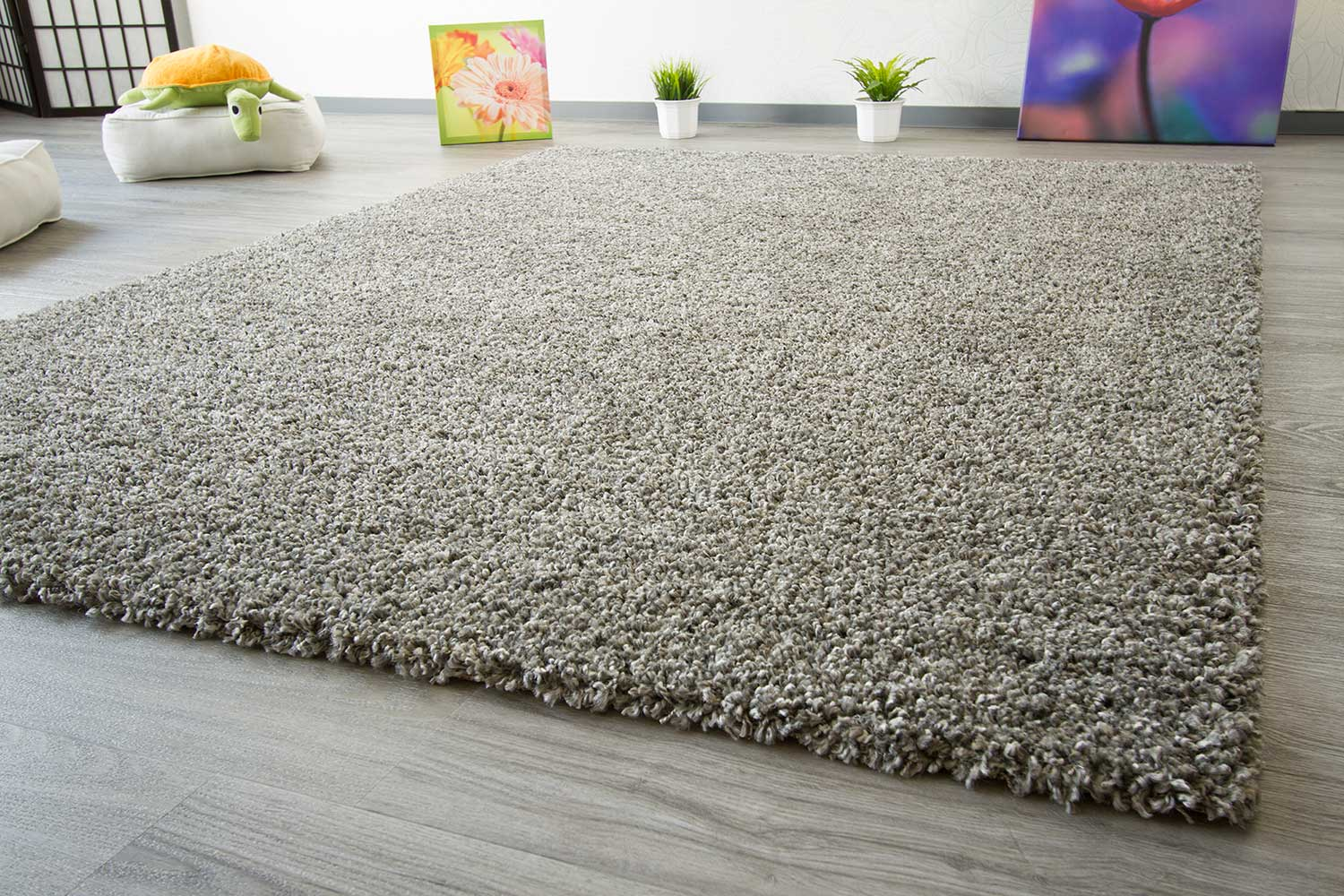 Flauschiger teppich  Hochflor Teppich Funny Luxus - MySize | global-carpet