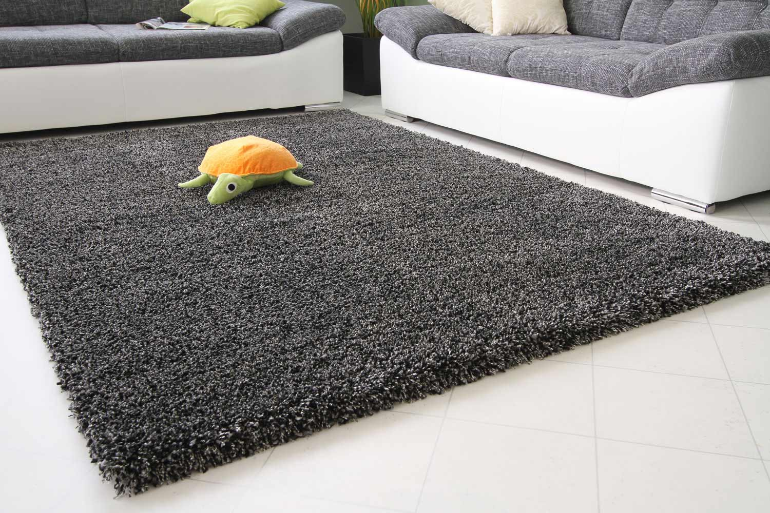 hochflor teppich funny xxl global carpet. Black Bedroom Furniture Sets. Home Design Ideas