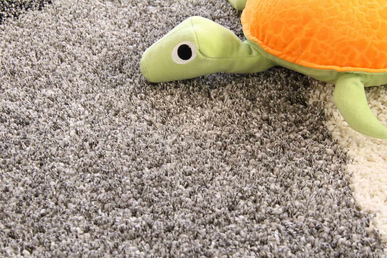 hochflor teppich funny xxl welle global carpet. Black Bedroom Furniture Sets. Home Design Ideas