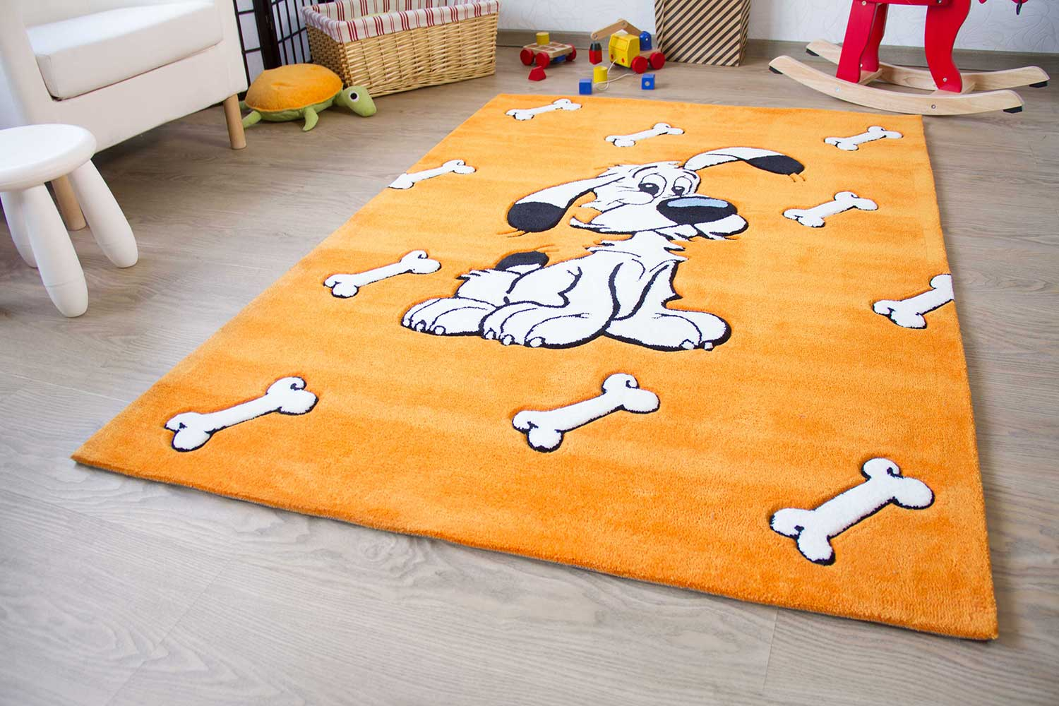 Kinderteppich Modena Kids  Tiere on Tour  globalcarpet