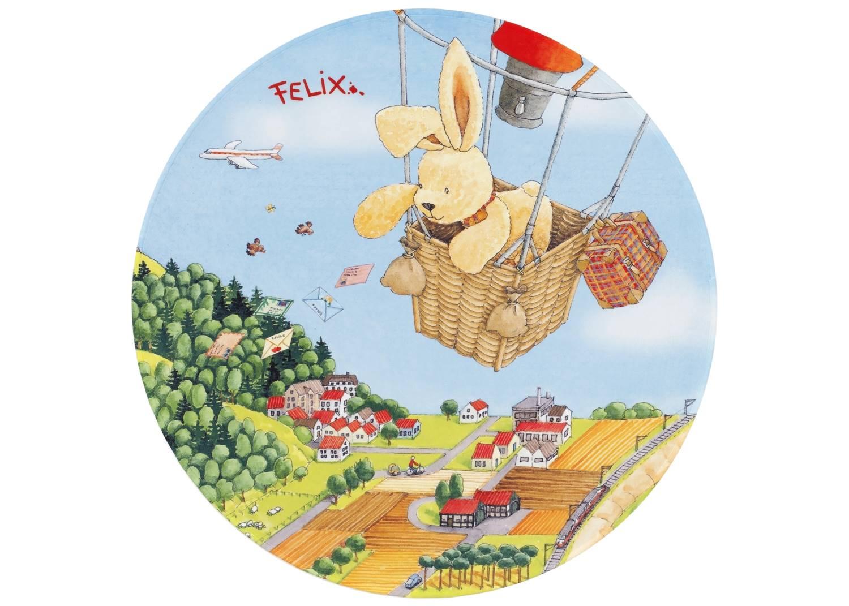 Kinderteppich Felix - Postbote
