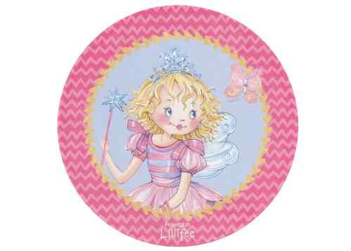 Kinderteppich Prinzessin Lillifee - rund