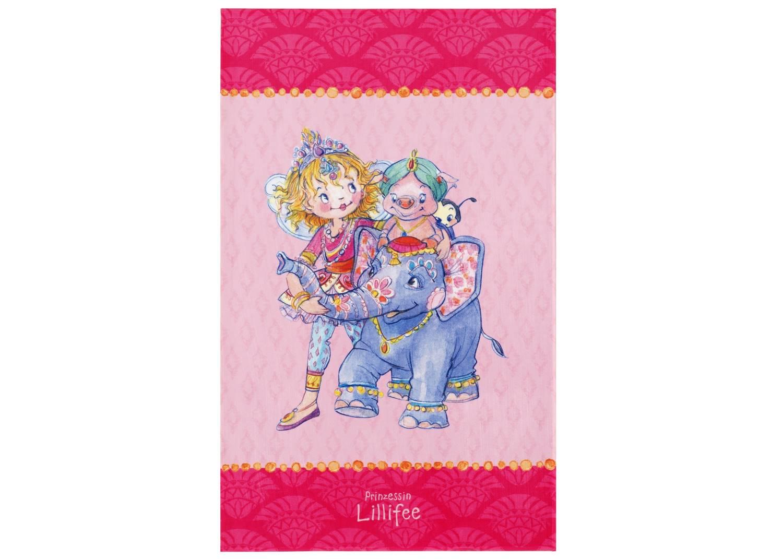 Kinderteppich Lillifee - Lillifee und Elefant