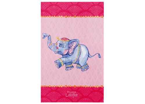 Kinderteppich Prinzessin Lillifee - Elefant Babou