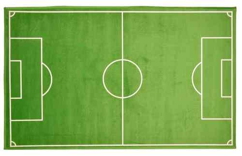 Kinderteppich Lovely Kids - Fußballfeld