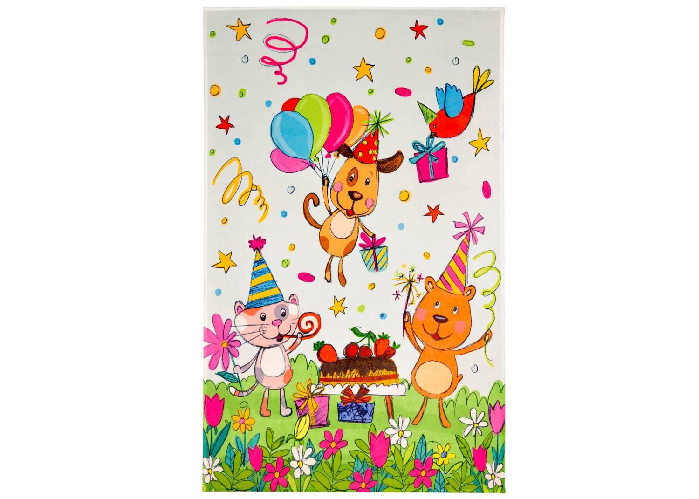 Kinderteppich Lovely Kids - Geburtstag