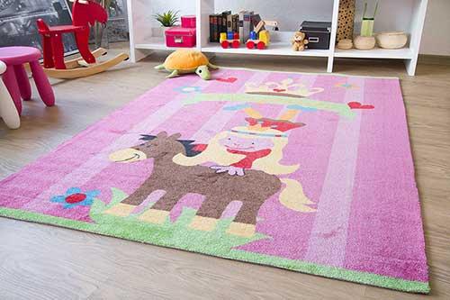 Kinderteppich Mamba - Prinzessin