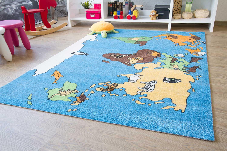 Kinderteppich Mamba - Tierwelt