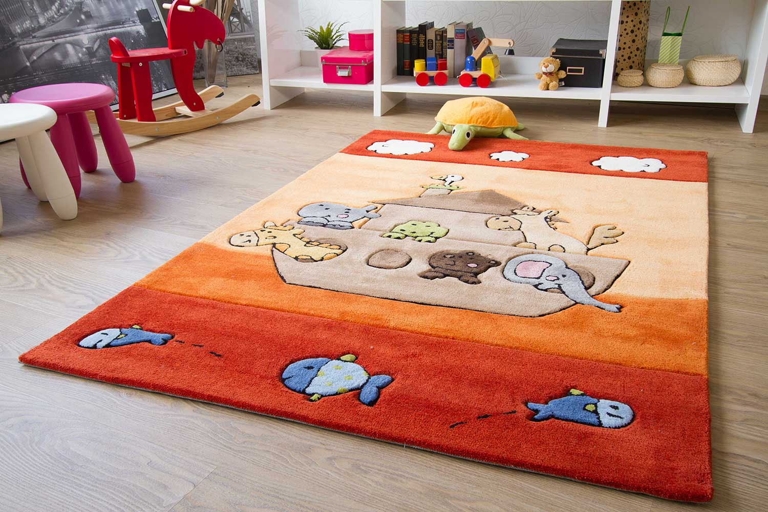 kinderteppich little carpet meerjungfrau bibi global carpet. Black Bedroom Furniture Sets. Home Design Ideas