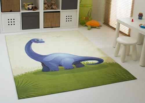 Kinderteppich Jurassic Family - Denni