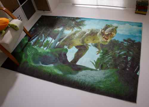 Kinderteppich Pangaea - T-Rex