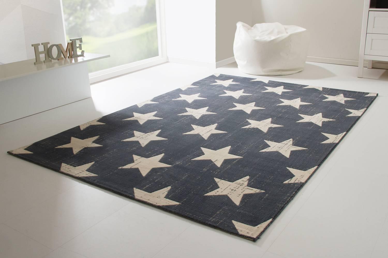 Kinderteppich Samui - Sterne
