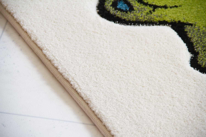 Kinderteppich Little Carpet - Schildkröte Heinrich