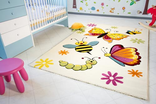 Kinderteppich Little Carpet - Spring