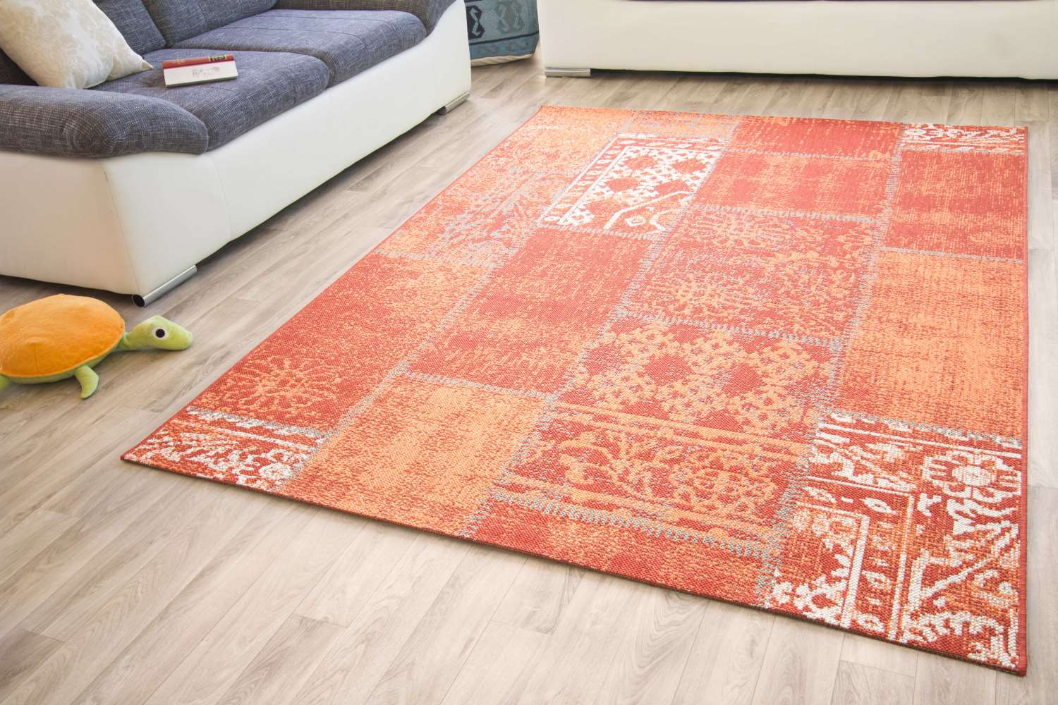 Outdoor Teppich Rot : in und outdoor teppich dalarna design vintage global carpet ~ Frokenaadalensverden.com Haus und Dekorationen