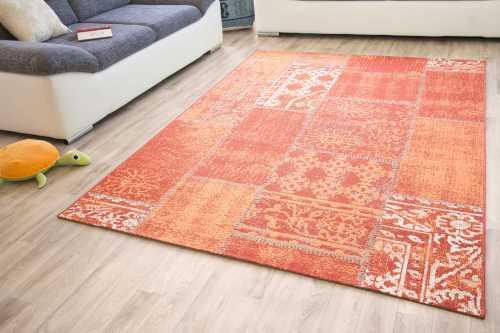 In- und Outdoor Teppich Dalarna Design - Vintage