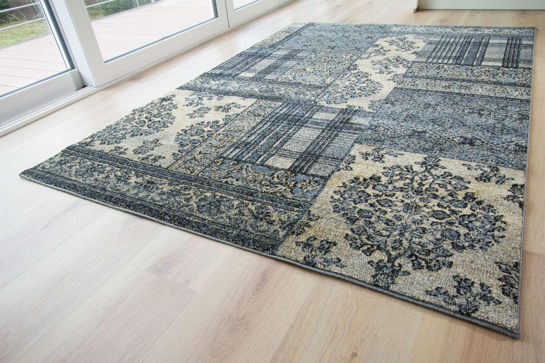 teppich modern art 13520320171003. Black Bedroom Furniture Sets. Home Design Ideas