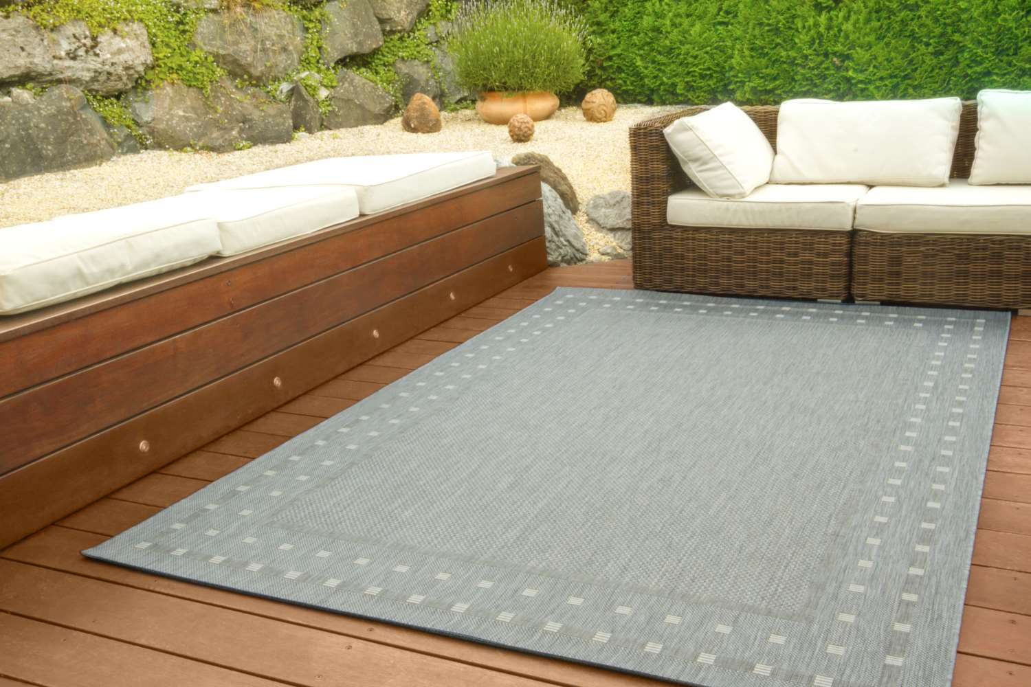 in und outdoor teppich halland design bord re global carpet. Black Bedroom Furniture Sets. Home Design Ideas