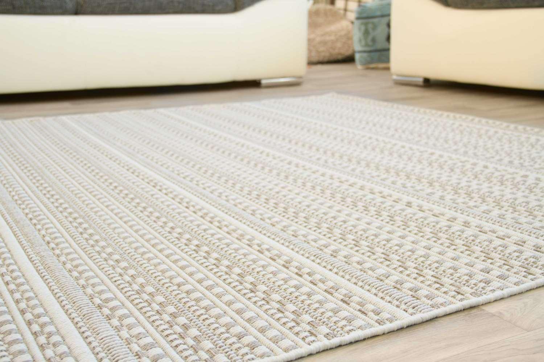 In- und Outdoor Teppich Lappland Design - Muster