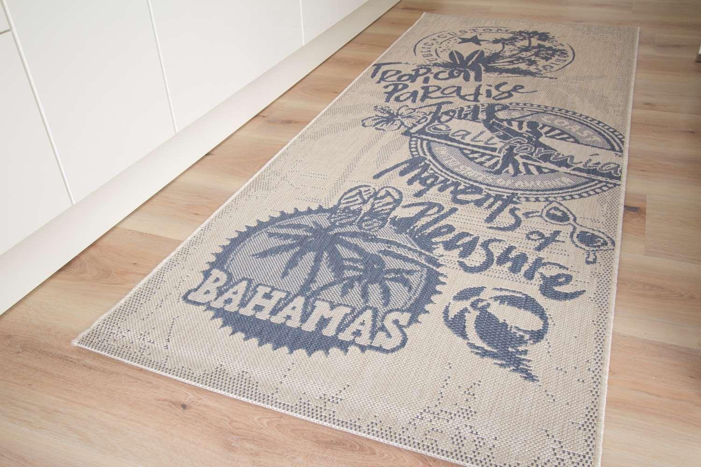 Küchenteppich Creation Lounge - Paradise