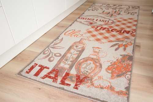 Küchenteppich Creation Lounge - Toscana