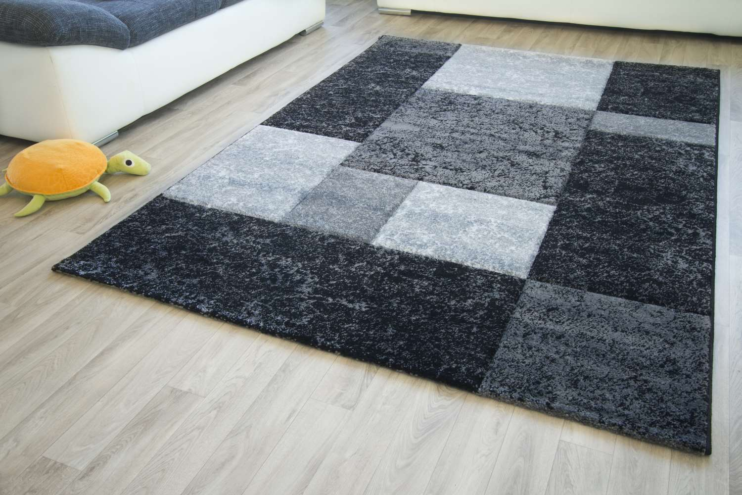 Hochflor teppich happy xl global carpet