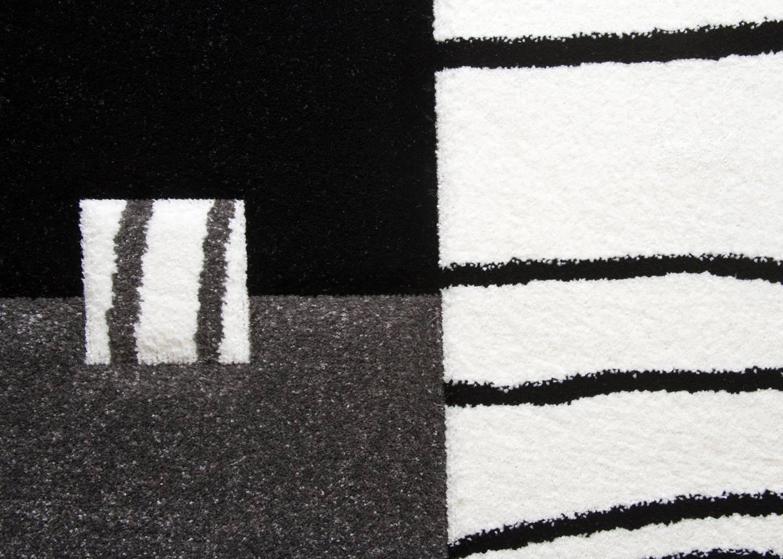 Designerteppich Ancona - Felder